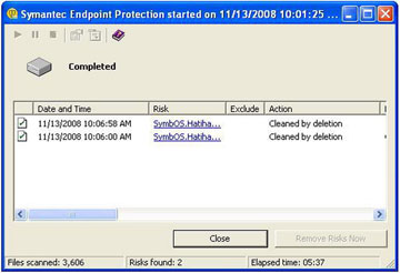 symantec-endpoint-protection in result