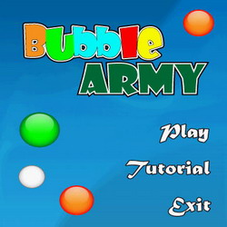 buble army 1